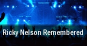 Ricky Nelson Remembered Troy Savings Bank Music Hall tickets