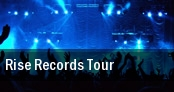 Rise Records Tour School Of Rock East tickets