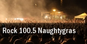Rock 100.5 Naughtygras Wild Bill's tickets