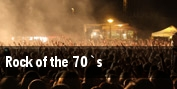 Rock of the 70s tickets