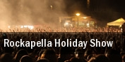 Rockapella Holiday Show Morristown tickets