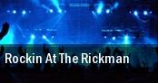 Rockin' At The Rickman tickets