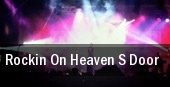 Rockin On Heaven s Door Folkestone tickets