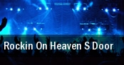 Rockin On Heaven s Door Playhouse Whitley Bay tickets