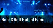 Rock&Roll Hall of Fame tickets