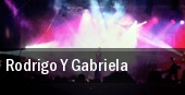 Rodrigo Y Gabriela Center Stage Theatre tickets