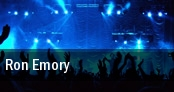 Ron Emory The Observatory tickets