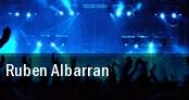 Ruben Albarran tickets