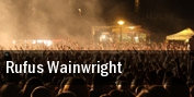 Rufus Wainwright Bayou Music Center tickets