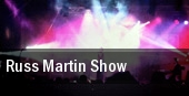 Russ Martin Show Dallas tickets