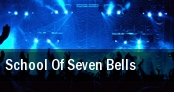 School of Seven Bells Detroit tickets