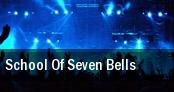 School of Seven Bells Seattle tickets