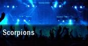 Scorpions Comerica Theatre tickets