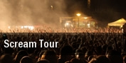 Scream Tour nTelos Wireless Pavilion tickets