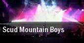 Scud Mountain Boys tickets