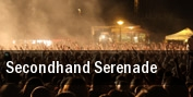 Secondhand Serenade Chameleon Club tickets