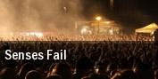 Senses Fail Salt Lake City tickets