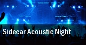 Sidecar Acoustic Night tickets