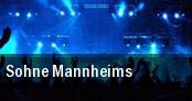 Sohne Mannheims Leipzig Arena tickets