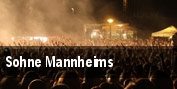 Sohne Mannheims Pier 2 tickets