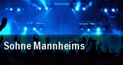 Sohne Mannheims Tempodrom tickets