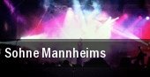 Sohne Mannheims Westfalenhalle 3 tickets