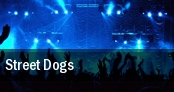 Street Dogs Stuttgart tickets