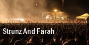 Strunz and Farah tickets