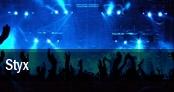 Styx Van Andel Arena tickets