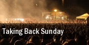 Taking Back Sunday New Orleans tickets
