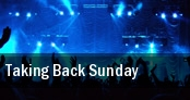 Taking Back Sunday Seattle tickets