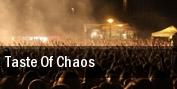 Taste Of Chaos Aragon Ballroom tickets