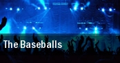 The Baseballs Coconut Beach tickets