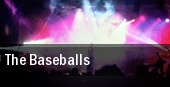The Baseballs E tickets