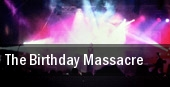 The Birthday Massacre Boise tickets