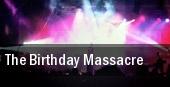 The Birthday Massacre Peabodys Downunder tickets