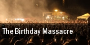 The Birthday Massacre Thekla Social tickets
