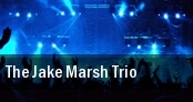 The Jake Marsh Trio Seattle tickets