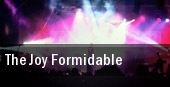 The Joy Formidable Boston tickets