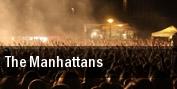 The Manhattans Robinsonville tickets