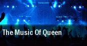 The Music of Queen DTE Energy Music Theatre tickets