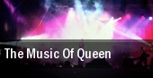 The Music of Queen Mahaffey Theater At The Progress Energy Center tickets