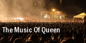 The Music of Queen Salem Civic Center tickets