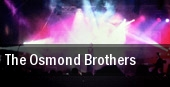 The Osmond Brothers tickets