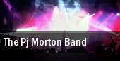 The PJ Morton Band tickets