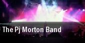 The PJ Morton Band tickets