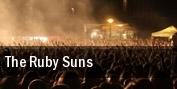 The Ruby Suns La Jolla tickets