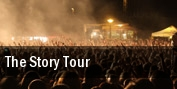 The Story Tour Freeman Coliseum tickets