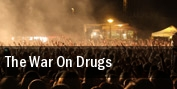 The War On Drugs New York tickets