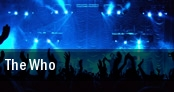 The Who Boston tickets